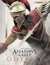 Tout l'art de Assassin's Creed Odyssey de Hachette Pratique