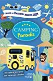 Cahier de vacances Camping Paradis 2021
