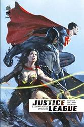 Justice League Rebirth - Tome 1 de Hitch Brian
