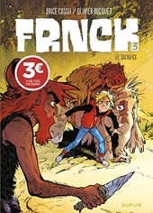 Frnck - Tome 3 - Le sacrifice (Prix réduit) de Bocquet Olivier