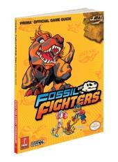 Fossil Fighters - Prima Official Game Guide de Fernando Bueno