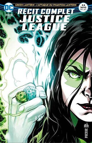 Justice League Récit complet 04 Un anneau pour les contrôler tous !