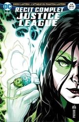 Justice League Récit complet 04 Un anneau pour les contrôler tous ! de Sam Humphries