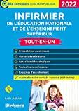 Infirmier de léducation nationale et de l'enseignement supérieur: 2022