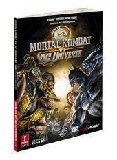Mortal Kombat vs. DC Universe - Prima Official Game Guide de Jason Wilson