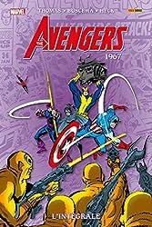 Avengers - L'intégrale 1967 (T04 Nouvelle édition) de Roy Thomas
