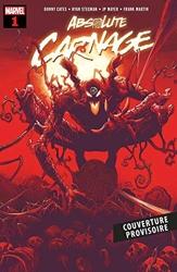 Absolute Carnage - Le Roi de sang de Donny Cates