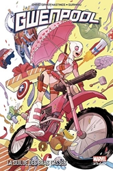 Gwenpool - Tome 01 de Christopher Hastings