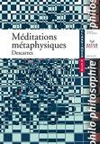 Méditations métaphysiques - Hatier - 29/08/2007