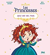Les princesses aussi ont des poux de Katherine Quénot