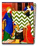 L'âge d'or du manuscrit - La peinture en France au temps de Charles VI et les heures du mal de Boucicaut de Chatelet. Albert (2000) Relié