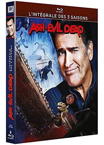 Ash vs Evil Dead-L'intégrale des Saisons 1 à 3 [Blu-Ray]