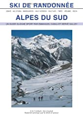 Ski de randonnée Alpes du Sud d'Emmanuel Cabau