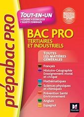 PREPABAC PRO - Toutes les matières générales - tertiaires et industriels - N°1 de Julien Montigon