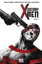 Uncanny X-Men Tome 3 de BENDIS+BACHALO+ANKA