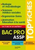 TOP'Fiches - Ergo-soins, biologie Bac Pro ASSP