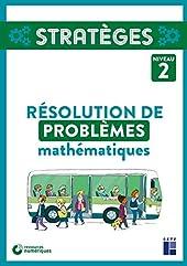 Résolution de problèmes niveau 2 - CE1-CE2-CM1 (+ CD Rom) de Kévin Gueguen