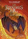 Les Royaumes de Feu - En bande dessinée-L'île au secret Tome 4