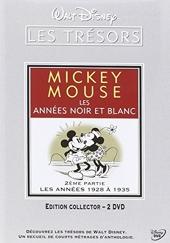 Mickey Mouse, Noir et blanc-2ème Partie-Les années 1928 à 1935 [Édition Collector-2 DVD]