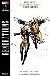 Marvel Générations n°2 de Kelly Thompson