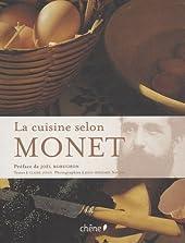 La cuisine selon Monet de Claire Joyes