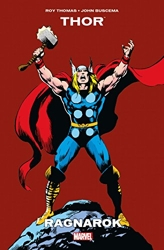 The mighty Thor - Ragnarok de Roy Thomas
