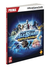 PlayStation All-Stars Battle Royale - Prima Official Game Guide d'Off Base Productions