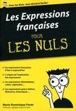 Les Expressions françaises Poche Pour les Nuls