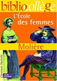 L'Ecole des femmes (livre de l'élève) by Molière (2000-09-01) - Hachette Education - 01/09/2000