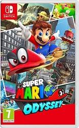 Super Mario Odyssey standard