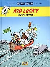 Aventures de Kid Lucky d'après Morris (Les) - Tome 5 - Kid ou double d'Achdé