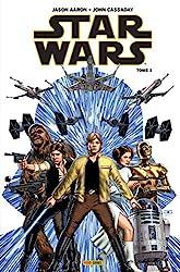 STAR WARS T01 - Skywalker passe à l'attaque de John Cassaday