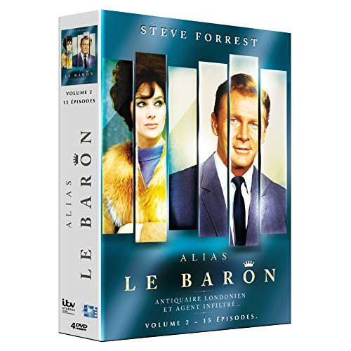 Alias Le Baron-Volume 2-15 épisodes