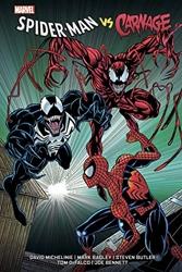Carnage VS Spider-Man de Mark Bagley
