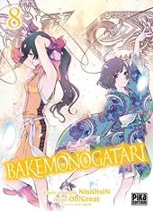 Bakemonogatari - Tome 08 de NisiOisiN