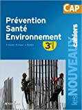 Prévention santé environnement CAP de Sylvie Crosnier ,Annie Naulleau ,Mary Cruçon ( 25 avril 2012 ) - Foucher; Édition 3e édition (25 avril 2012) - 25/04/2012