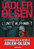 L'Unité Alphabet - Albin Michel - 29/08/2018