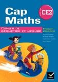 Cap maths CE2, cahier de géométrie et mesure - Hatier - 27/04/2011