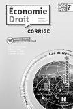 Ressources plus - ECONOMIE-DROIT - 2de BAC PRO - Corrigé - Foucher - 25/04/2016