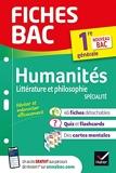 Fiches bac HLP 1re générale (spécialité) - Bac 2022 - Nouveau programme de Première