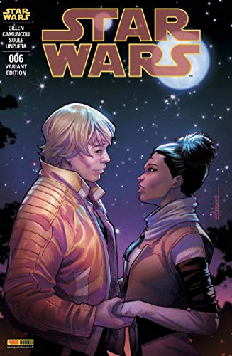 Star Wars n°6 (Couverture 2/2)