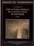 Les communes du Parc naturel régional de la haute vallée de Chevreuse. Yvelines