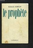 Le prophète - Éd. de la Seine - 04/01/2009