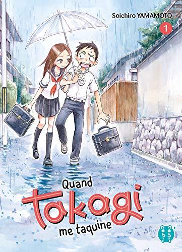 Quand Takagi Me Taquine