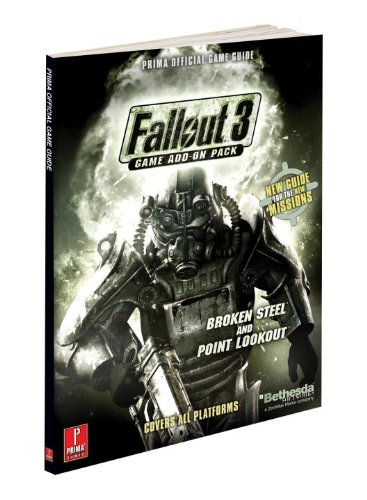 Fallout 3 Game Add-On Pack - Broken Steel and Point Lookout