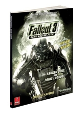 Fallout 3 Game Add-On Pack - Broken Steel and Point Lookout - Prima Official Game Guide de David Hodgson