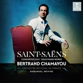 Saint-Saens - Concertos pour Piano N°2 & 5
