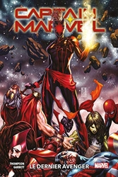Captain Marvel T03 - Le dernier Avenger de Kelly Thompson