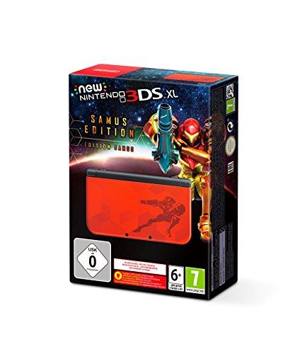 New Nintendo 3DS XL Edition Samus