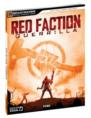 Red Faction Guerilla Official Strategy Guide